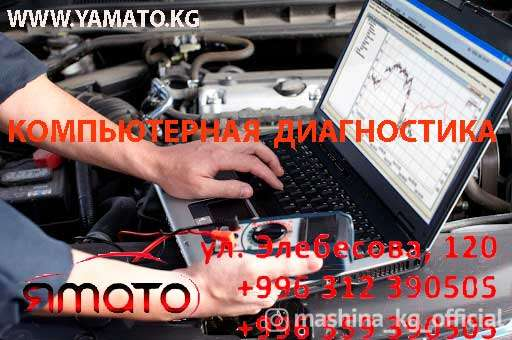 Башка - Заправка и обслуживание автокондиционера