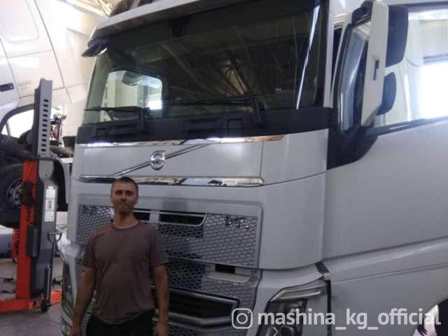 СТО, ремонт и обслуживание - Ремонт ходовой части грузовых автомобилей фур