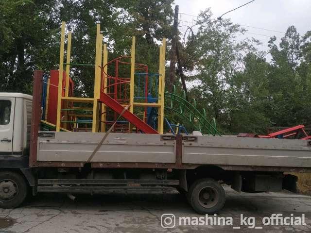 Грузоперевозки - Грузоперевозки по Бишкеку и Чуйской области