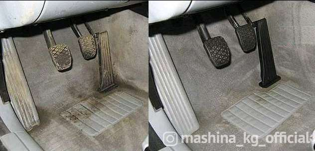 Химчистка, полировка - Делаем сложные Химчистки авто.