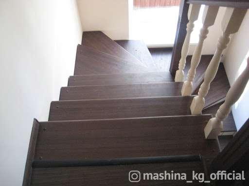Другие - Деревянные лестницы в Бишкеке