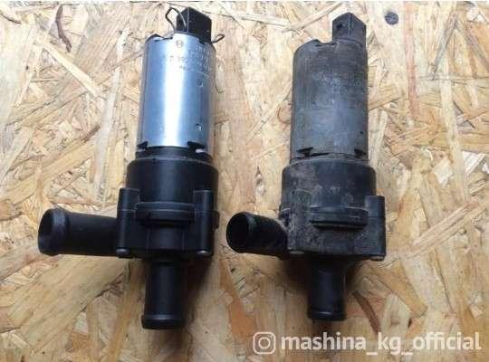Auto Electricians - Ремонт клапанов и дополнительной помпы печки