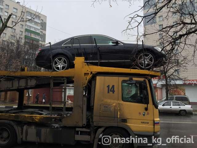 Грузоперевозки - Доставка авто из России