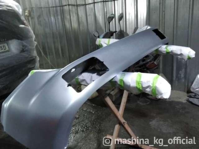 Ремонт кузова - Покраска авто кузовные работы