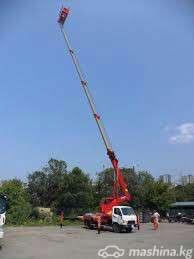 Грузоперевозки - Услуги автовышки вылет от 9 до 45 метров