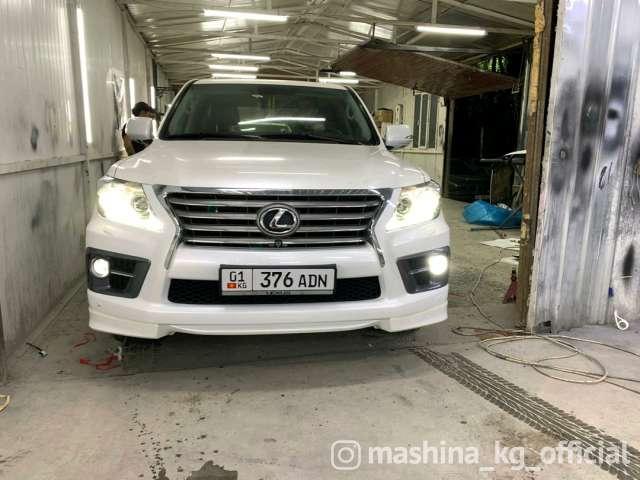 Тюнинг - Тюнинг обвесы Mercedes-Benz, BMW,Lexus,Land Cruise