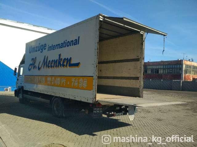 Cargo Transportation - Грузовые перевозки до 11 тонн по Бишкеку и КР