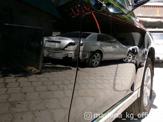 Автомойки - З-х слойная восстановительная полировка