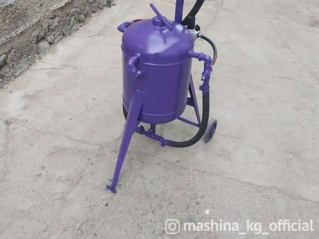 Кузовные и малярные работы - Продаю пескоструйный аппарат