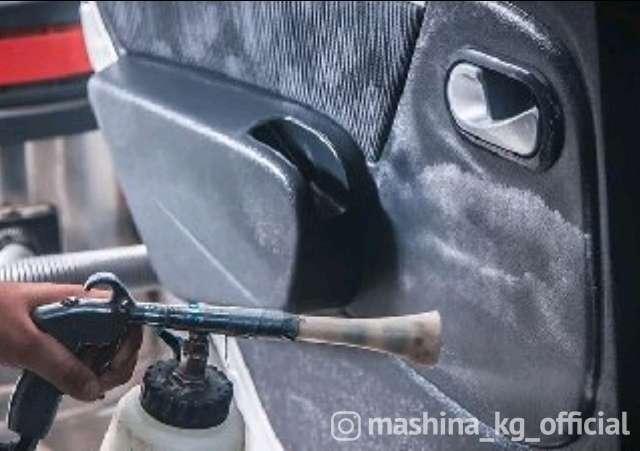 Химчистка, полировка - Профессиональная химчистка автомобиля