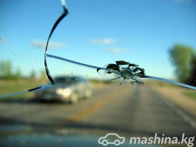 Установка автостёкол - Остановка трещин, сколов лобового стекла
