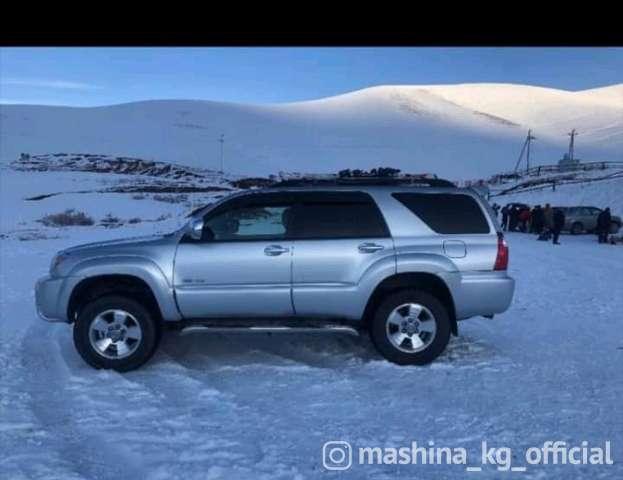 Прокат, аренда - Toyota 4runner прокат и аренда