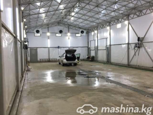 Автомойки - Автомойка для большегрузов