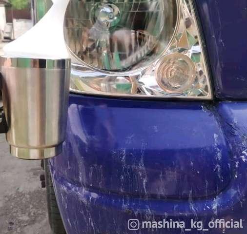 Автомойки - Полировка фар химией