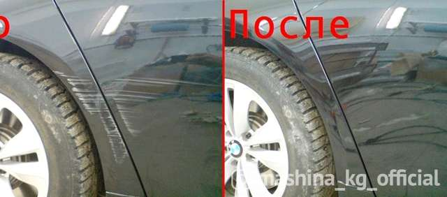 Кузовные и малярные работы - Полировка фар и кузов машины обращайтесь 070974776