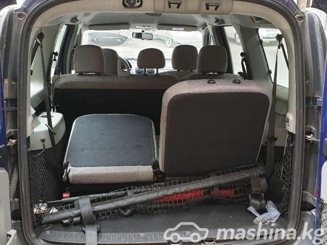 Прокат, аренда - В аренду Renault Logan MCV 7 мест, 2007, 600 с/сут