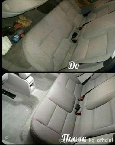 Химчистка, полировка - Химчистка автомобилей