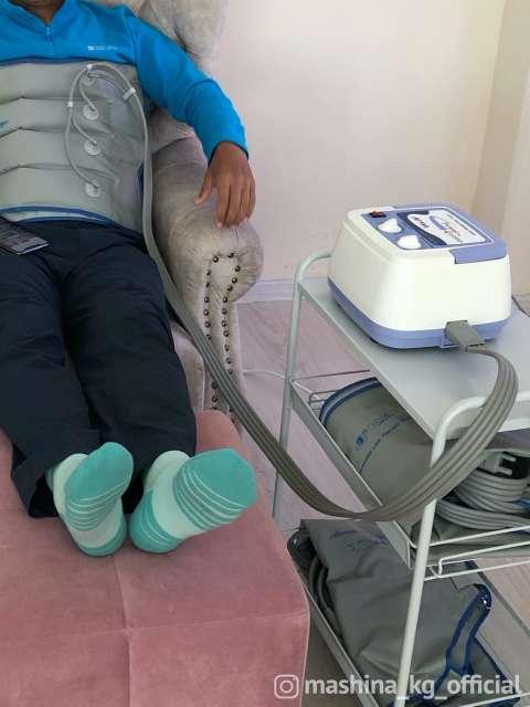 Другие - Отекают ноги? Прессотерапия