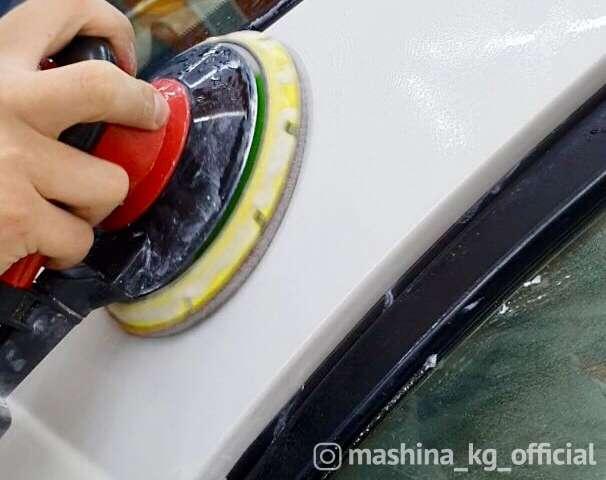 Химчистка, полировка - Полировка Авто