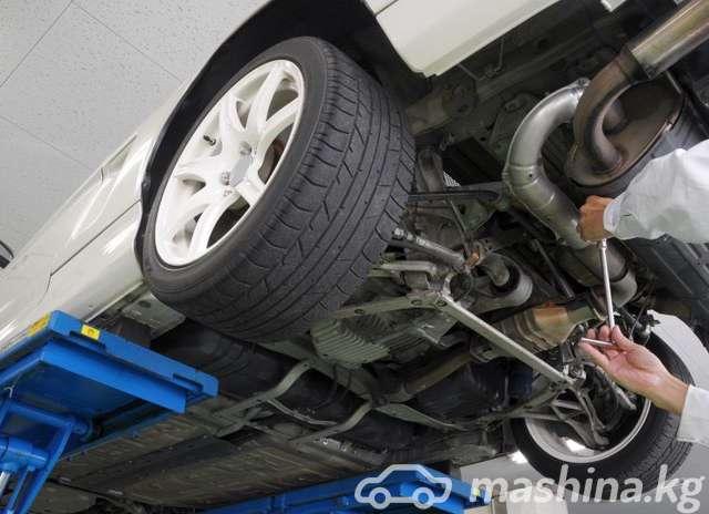Ремонт ходовой - Диагностика и ремонт ходовой части в Бишкеке