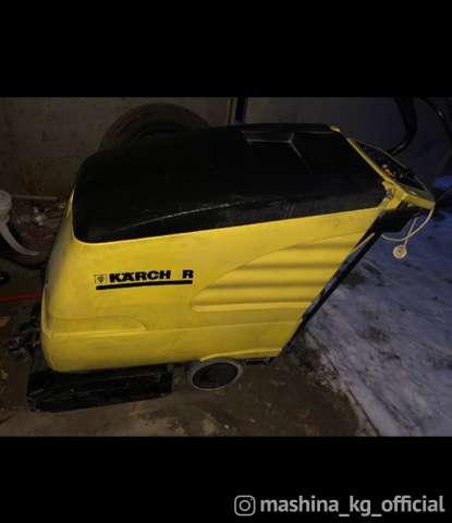Автомойки - Поломоечная машина karcher