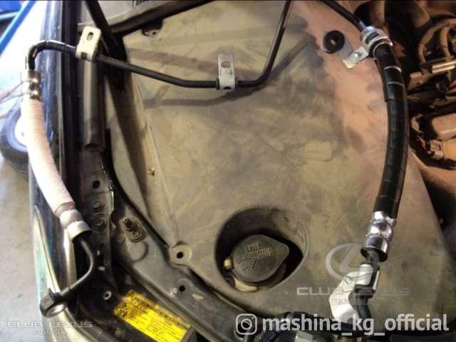 СТО, ремонт и обслуживание - Ремонт шлангов гидроусилителя!!! lexus rx 300