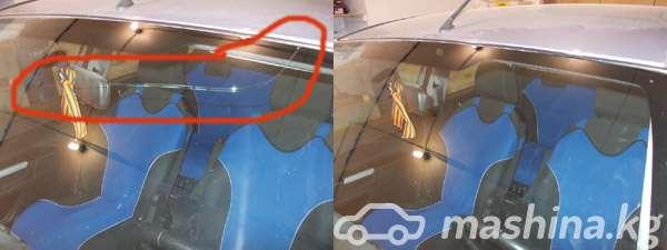 Установка автостёкол - Ремонт и замена лобовых стекол