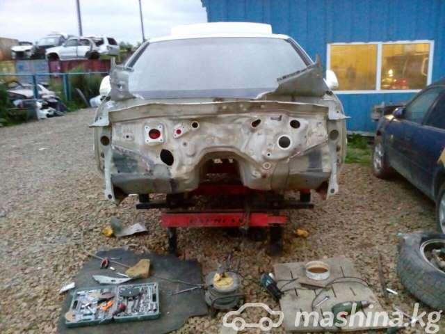 Ремонт кузова - Кузовной ремонт.