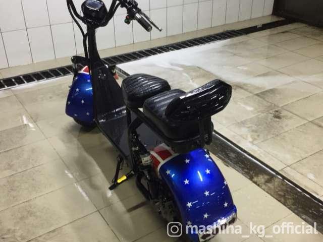 Прокат, аренда - Сдаю электро скутеры 400сом сутки