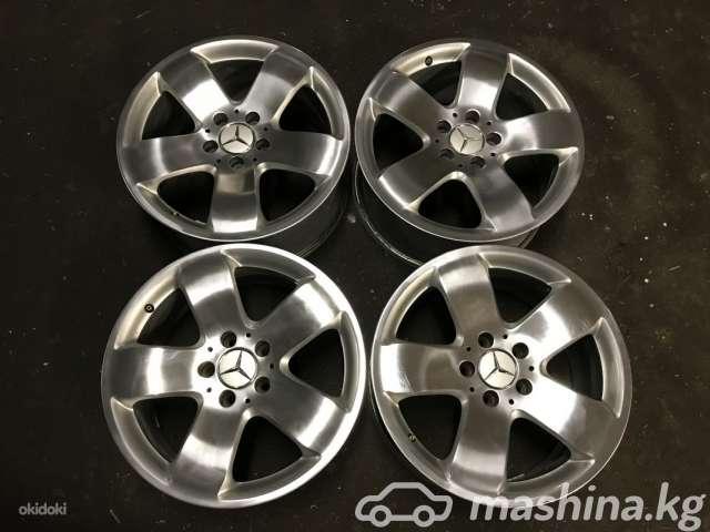 Куплю - Куплю комплект оригинальных дисков на MercedesW211