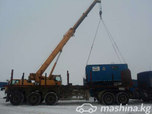 Грузоперевозки - Перевозка крупно-габаритных грузов