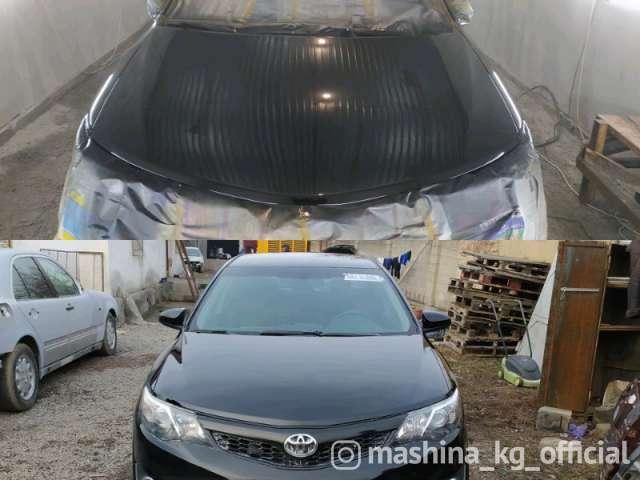 Кузовные и малярные работы - Кузовной ремонт / Покраска авто