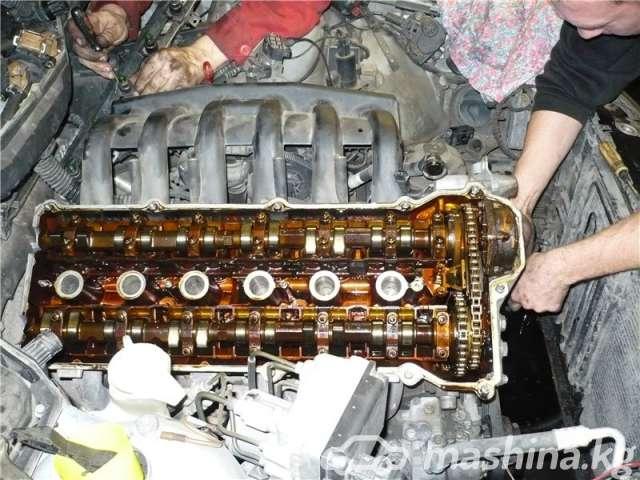 Ремонт двигателя - капитальный ремонт двигателя