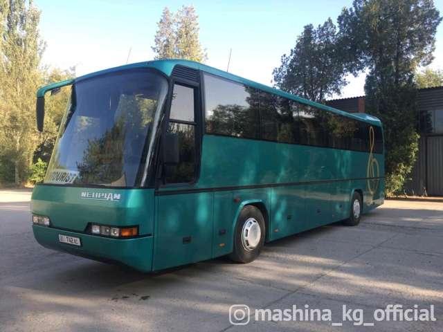 Другие - Автобус на заказ