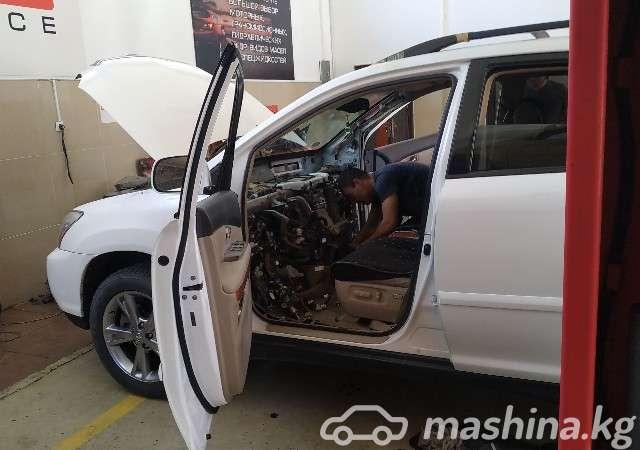 СТО, ремонт и обслуживание - Заправка авто кондиционеров