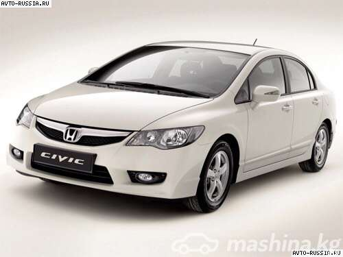 Куплю - Куплю Honda Civic 8-4d