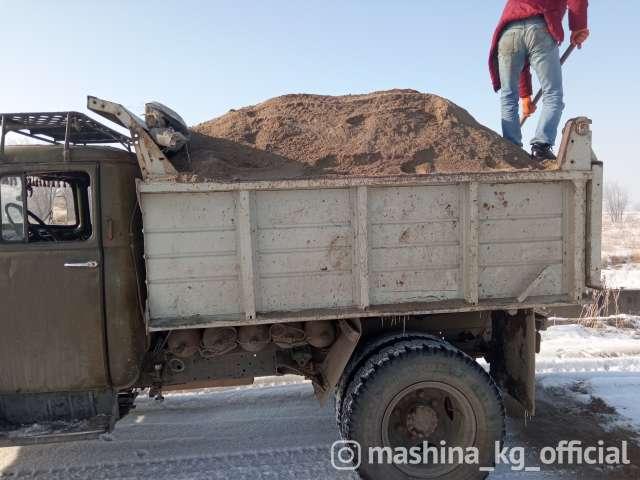 Грузоперевозки - Песок, песок песок песок песок в Бишкеке