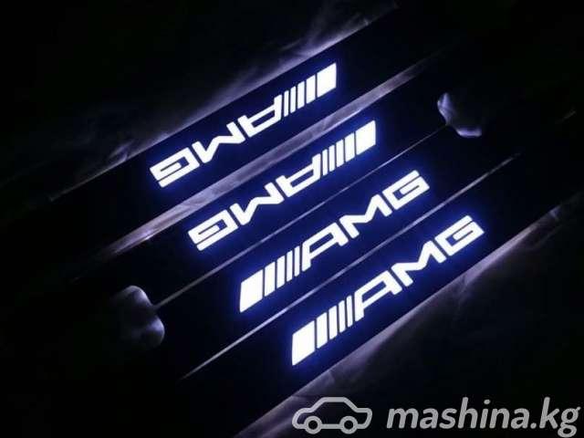 Тюнинг - Тюнинг обвесы на все модели Мерседес и БМВ