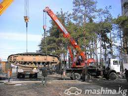 Грузоперевозки - Услуги автокранов от 2 до 30 тонн