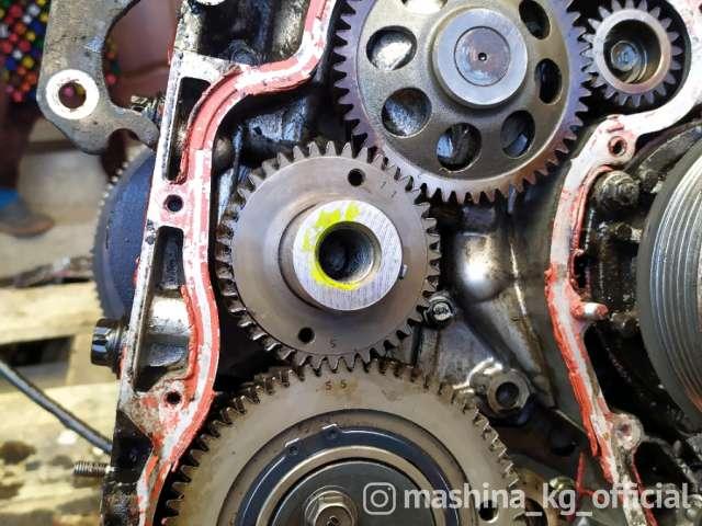 СТО, ремонт и обслуживание - Ремонт двигателя идеально и качественно)