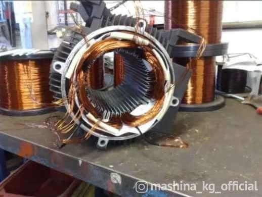 Автоэлектиктер - Перемотка и ремонт любых электродвигателей