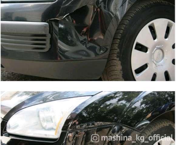Кузовные и малярные работы - Автопокраска,полировка,кузовные работы