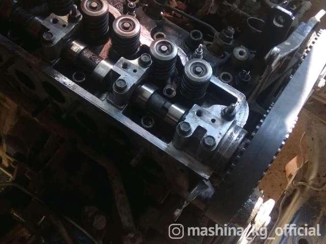 Ремонт двигателя - Ремонт двигателя