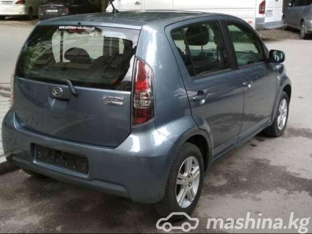 Rental - В аренду Daihatsu Sirion/Toyota Passo 585 сом/сут