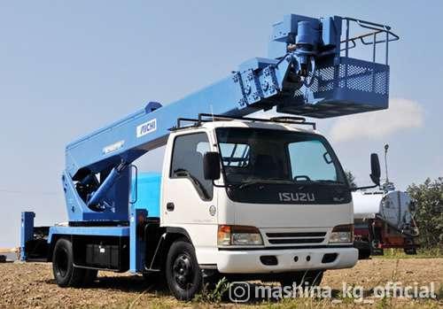 Tow Truck - Автовышка 24 часа в Бишкеке высота 16 метр