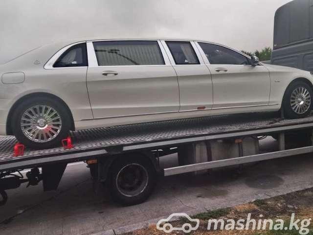 Грузоперевозки - Авто на заказ из Германии в Кыргызстан