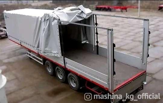Башка - Тент на фуру и любое грузовое авто
