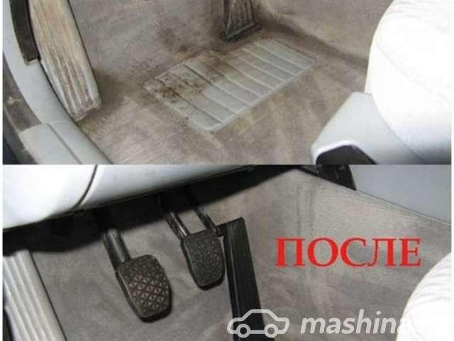 Химчистка, полировка - Профессиональная выездная химчистка Автомобиля