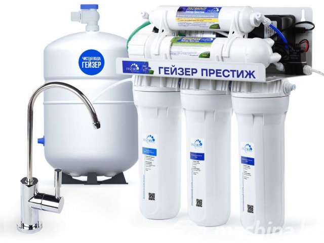 Другие - Фильтры для воды. срок службы до 5 лет, без замены