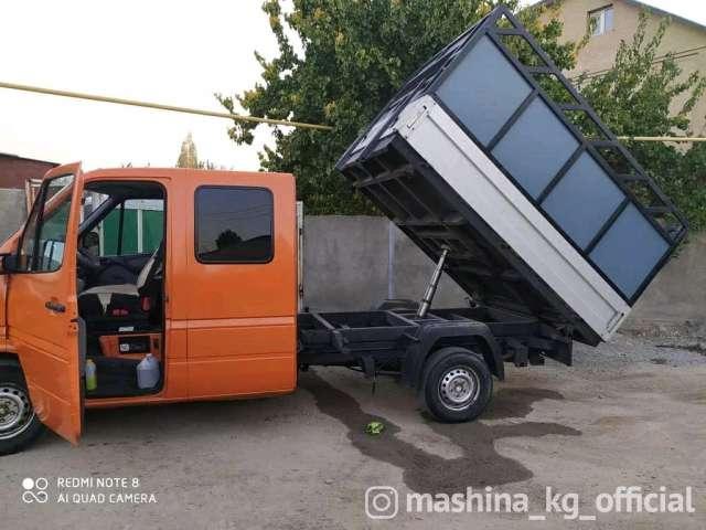Грузоперевозки - Портер такси Спринтер такси, Бутка, тент